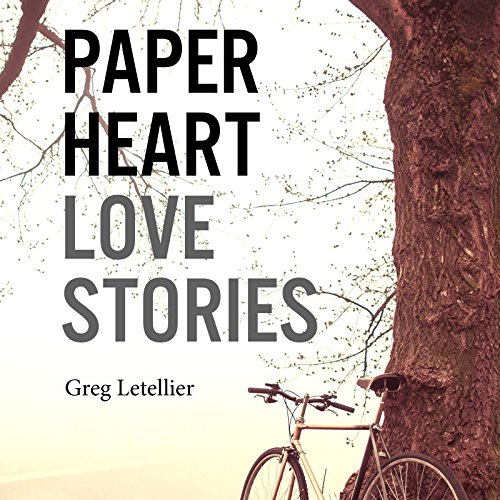 Paper Heart audiobook cover art