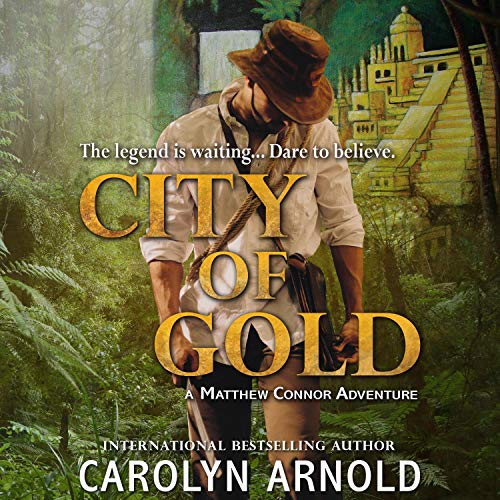 City of Gold  By  cover art