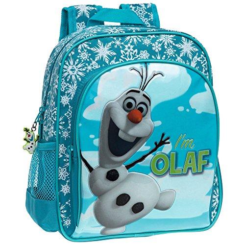 Disney 2152151 Zainetto per Bambini Olaf Frozen, Blu