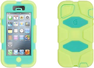 Griffin Survivor for iPhone 5, lime/mint - Ridiculously over-engineered? Or the perfect case no matter where you're headed?