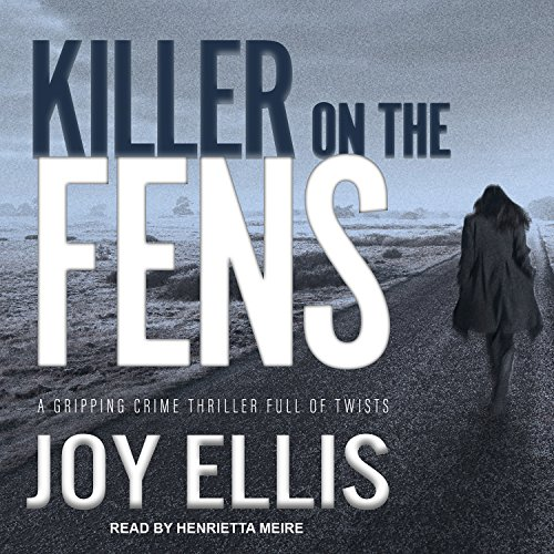 Killer on the Fens  By  cover art