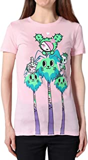 Tokidoki Women's Palmy Weather Tee
