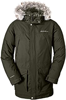 eddie bauer down jacket with hood
