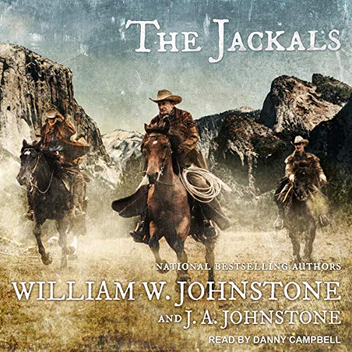 The Jackals audiobook cover art