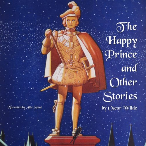 The Happy Prince and Other Stories audiobook cover art