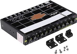 $73 » DEWIN Car Audio Graphic Equalizer - Audio Graphic Equalizer, Car Equalizer EQ 7s Car Audio Stereo Tuner W/ 3.5mm Aux Input...