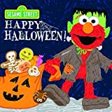 Happy Halloween!: A Spooky Sesame Street Treat (Elmo Books and Halloween Gifts for Toddlers and Kids) (Sesame Street Scribbles)