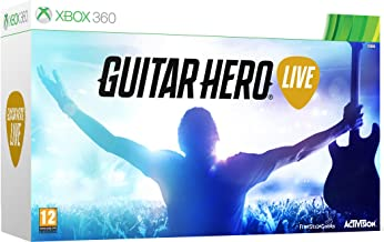 $92 Get Guitar Hero Live with Guitar Controller (Xbox 360)
