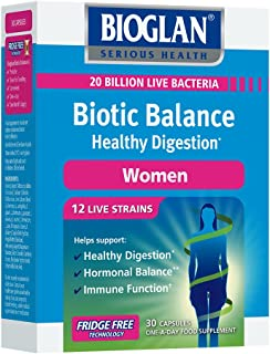 Bioglan Biotic Balance Healthy Digestion for Women,