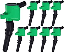 Professional Pack of 8 Ignition Coils for Ford Lincoln Mercury 4.6L 5.4L DG508 DG457 FD503