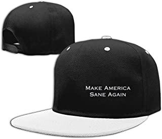Eyscar Women&Men Make America Sane Again Unisex Comfortable Cap Adjustable Strapback