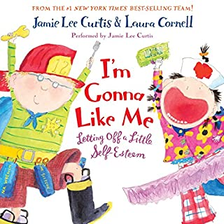 I'm Gonna Like Me audiobook cover art