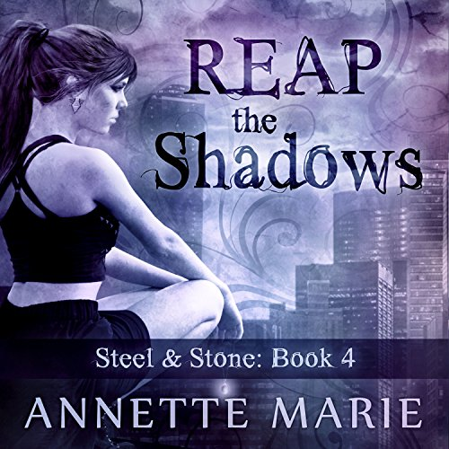 Reap the Shadows audiobook cover art