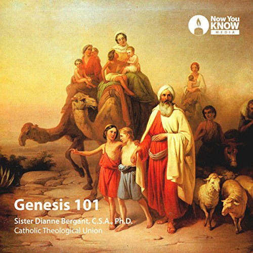 Genesis 101 audiobook cover art