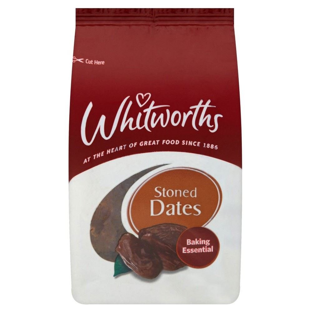 Whitworths Stoned Dates 375g Max 60% OFF - 2 Pack of Seasonal Wrap Introduction