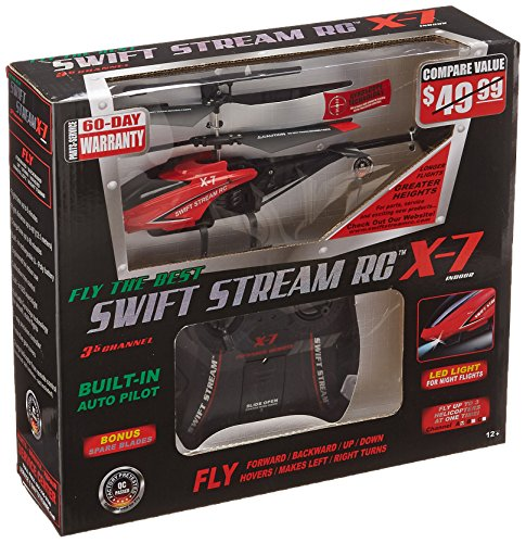 Swift Stream X-7 Helicopter,...