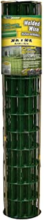 YARDGARD 308351B Fence, 36 x 50/2 x 3, Color - Green