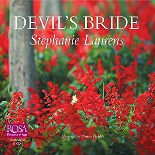 Couverture de Devil's Bride