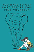 You Have To Get Lost Before You Find Yourself: 2021 Calendar Weekly Superpower Planner For Men,Women ,Size 6*9,100 Page