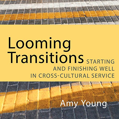 Looming Transitions audiobook cover art