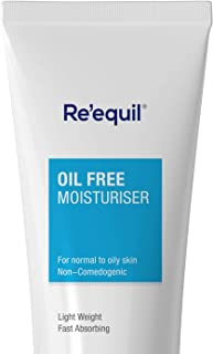 RE' EQUIL Oil Free Moisturiser for Normal, Oily & Combination Skin- 100g