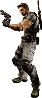 Resident Evil 5 Chris Redfield Action Figure Biohazard Game Character Chris PVC Figure Toy