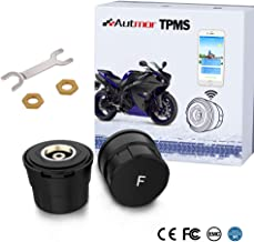 motorcycle tire temperature sensor