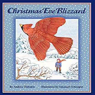 Christmas Eve Blizzard cover art