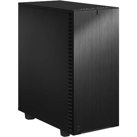 Fractal Design Define 7 Compact Black ミドルタワーPCケース ソリッドパネルモデル FD-C-DEF7C-01 CS7691