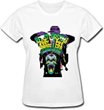 TASY Women's Joey Badass Pro Era Flatbush Zombies T-Shirt - White