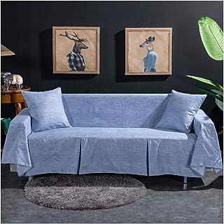 comprar comparacion GELing Elástico 3 Cojín Sofá Cover Lavable Antideslizante Slipcovers para sillas y Sofás 1 Pieza,6,Tres Plazas