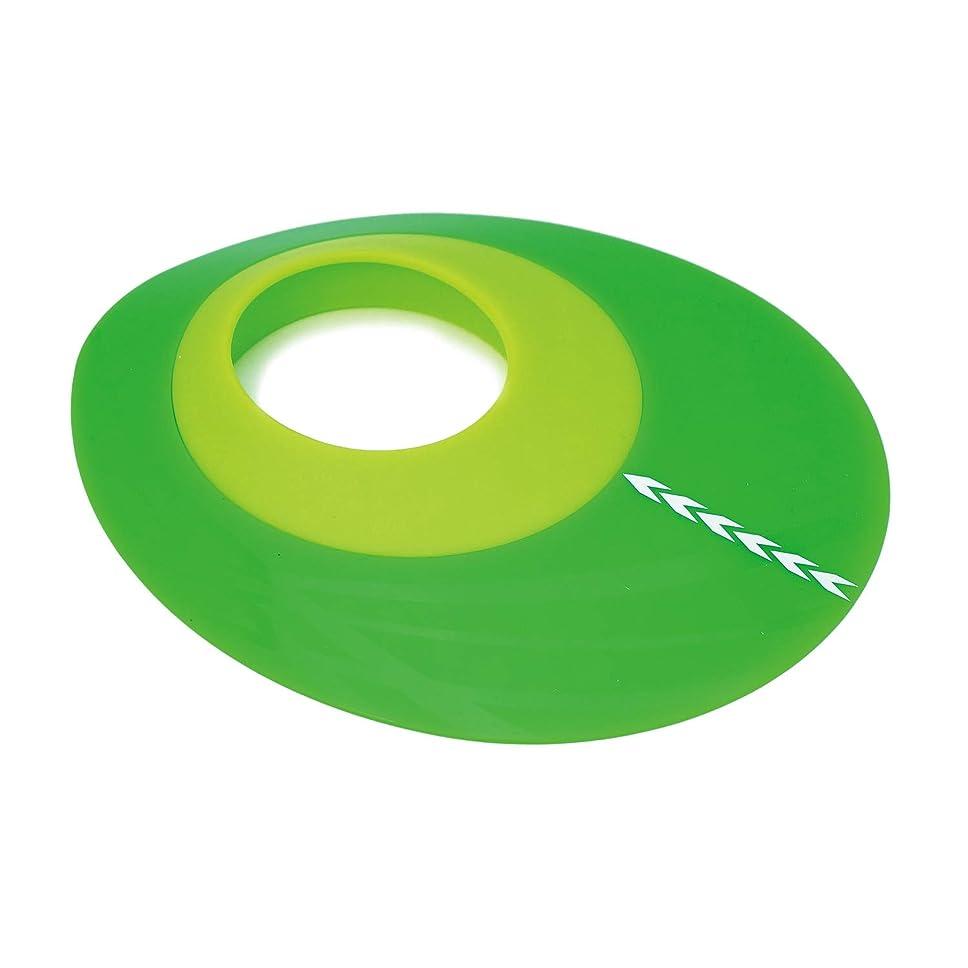 レンジ赤字物理的なTabata(タバタ) ゴルフ カップ パター 練習用品 カップホルダー カップホール 2way パッティングカップ アレンジカップ360° GV0190