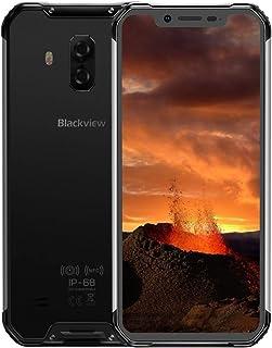 Mobile Phone BV9600E, 4GB+128GB, IP68/IP69K Waterproof Dustproof Shockproof, Dual Back Cameras, 5580mAh Battery, Face ID &...