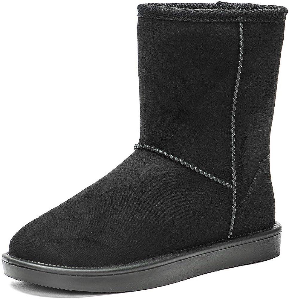 | DKSUKO Women's Classic Waterproof Snow Boots Winter Boots | Snow Boots