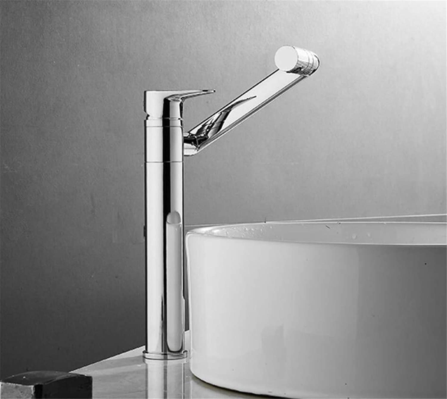 Mucert Tap,All Copper,redate Tap,Hot and Cold Water,Bathroom Basin Faucet,A