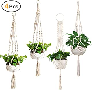 macrame plant hanger for sale