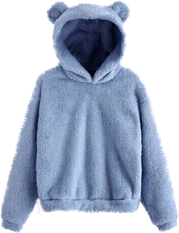 KONF Women's Sweatshirt Loose Reservation Fit National uniform free shipping Tops Long Fleece Blouses Sweat