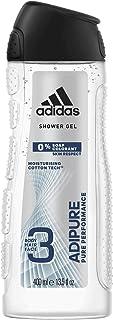 adidas Adipure żel pod prysznic 3 w 1 dla mężczyzn 400ml