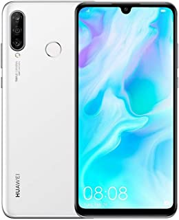"Huawei P30 Lite (128GB, 4GB RAM) 6.15"" Display, AI Triple Camera, 32MP Selfie, Dual SIM GSM Factory Unlocked MAR-LX3A - Gl..."