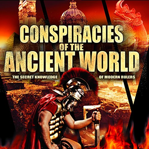 Conspiracies of the Ancient World cover art