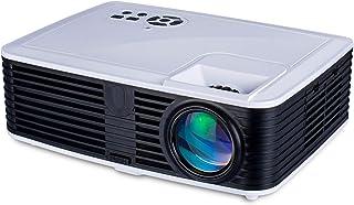 أنظمة المسرح المنزلي JHMJHM VS768 4000ANSI Lumens 1980x1080 دقة LED+LCD تقنية العرض الذكي، يدعم AV / HDMI / USB / VGA (أبي...