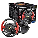 Thrustmaster T150 Ferrari Edition (Lenkrad inkl. 2-Pedalset, Force Feedback, 270° - 1080°, PS4 /...