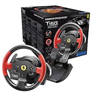 Thrustmaster - Volant T150 Ferrari Force Feedback - Volant 1080° avec Retour de Force - PS4/PS3/PC (B014XZ85J0) | Amazon price tracker / tracking, Amazon price history charts, Amazon price watches, Amazon price drop alerts