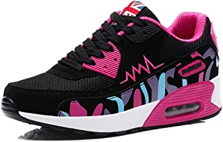 Women's Athletic Air Casual Walking Running Tennis Shoes Fashion Sneaker