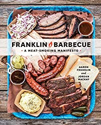 Franklin BBQ cookbook