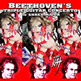 The Great Kat - Beethoven's Triple Guitar Concerto In Shred Major