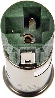 Dorman 926-332 مقبس مأخذ الطاقة لنماذج محددة Ford/Lincoln n/Mercury ، مطلية بالنيكل