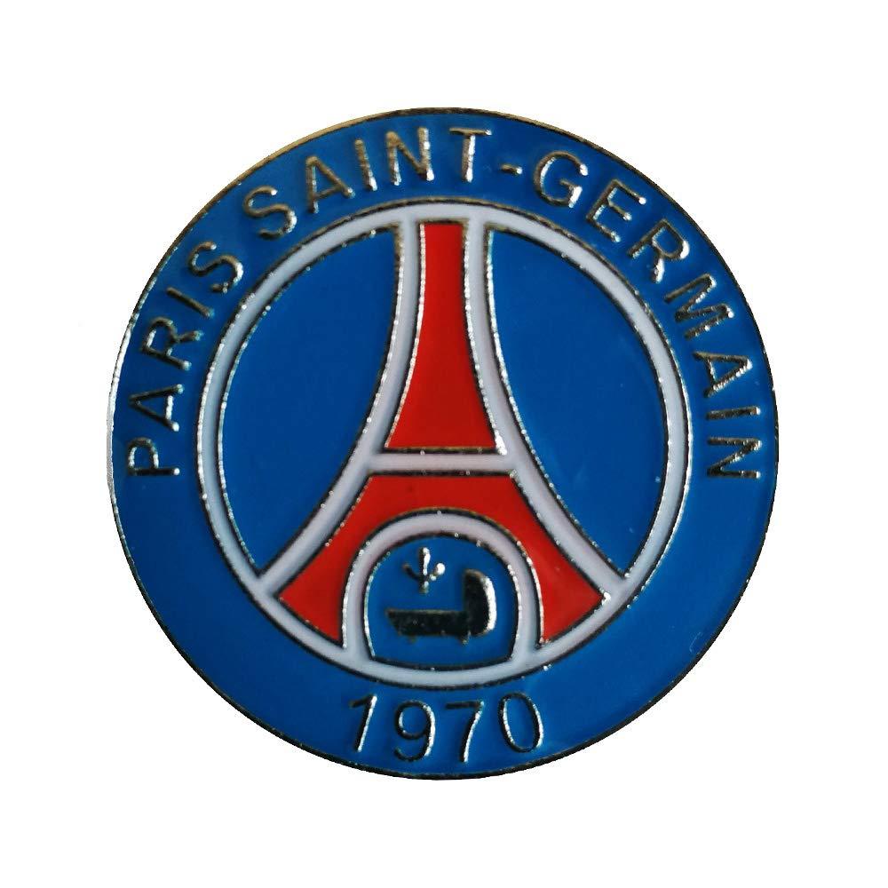 Football Club Soccer Team Logo Badge Metal Crest Pin for Soccer Fans