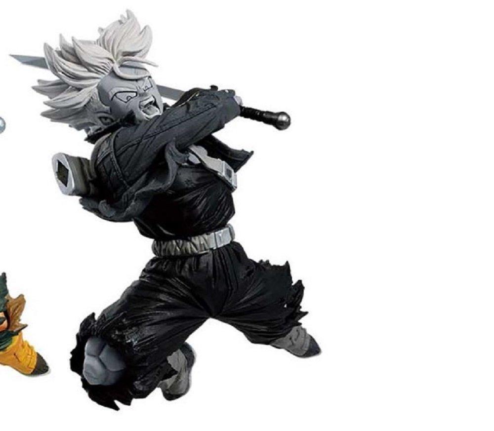 Action Figure Prototype Banpresto Dragon Ball Z Resolution of Soldiers Volume 4 Super Saiyan 2 Gohan