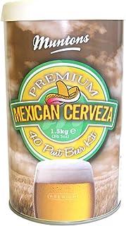 Muntons Mexican Cervesa Hopped can Kit